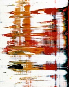 An applied example of this form of rhythm. Painting by Gerhard Richter. https://www.pinterest.com/pin/488077678343469752/