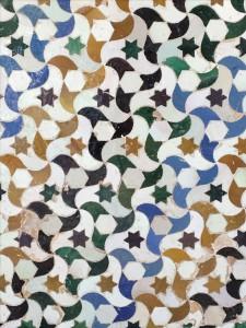 Alhambra tile1