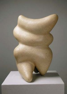 Torso Preadamite by Jean Arp