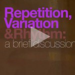 Repetition-Variation